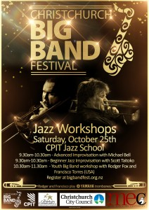 BIG BAND JAZZ WORKSHOP