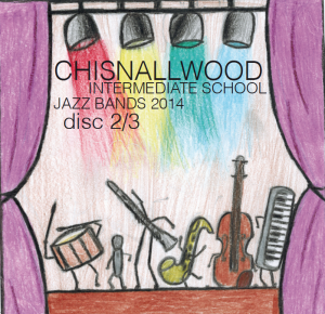 Chisnallwood Jazz Bands 2014