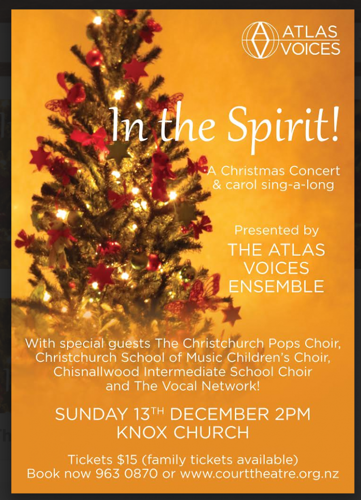 In the Spirit poster