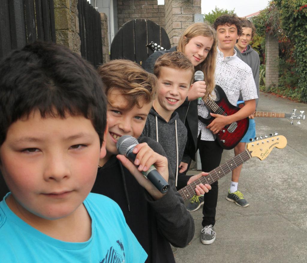 Dylan Band