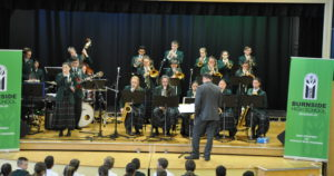 Burnside Big Band May2016