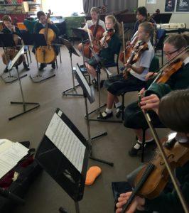 String workshop